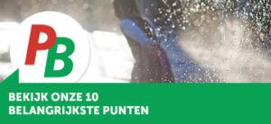 Banner 10 campagne punten